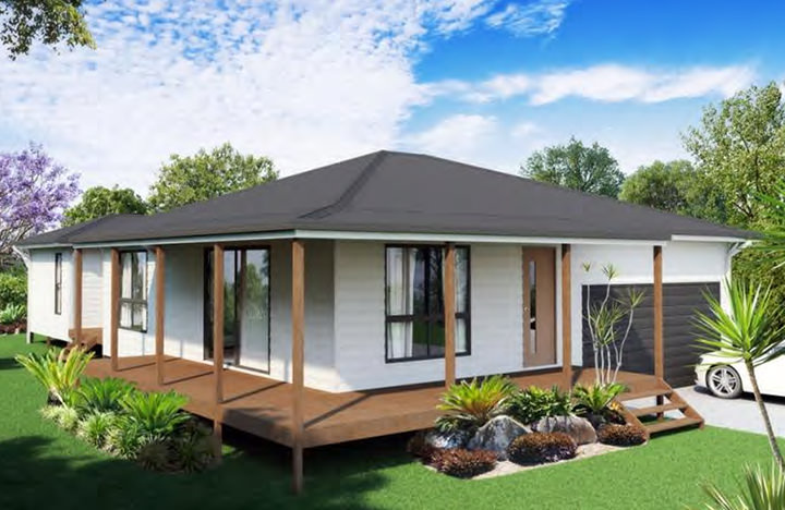 Three Bedroom Prestige Kit Homes
