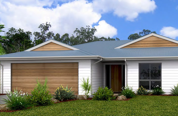 Four bedroom for Home designs newcastle nsw