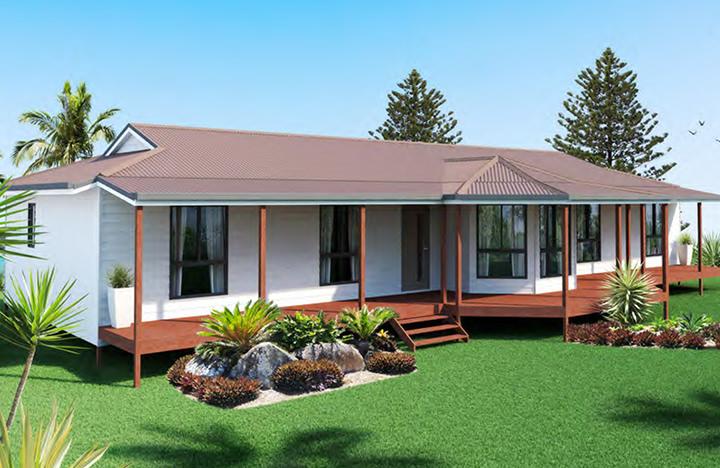 Four bedroom for 6 bedroom kit homes