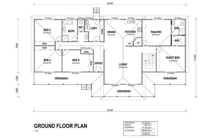 Five Bedroom