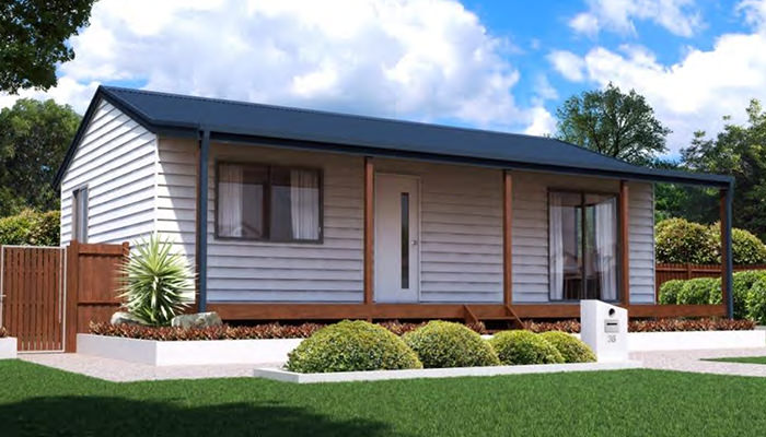 Granny flats in western australia for House plans granny flats attached