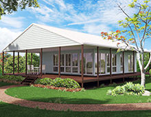 Kit Home | Steel Frame Kits and Steel Building Homes Australia