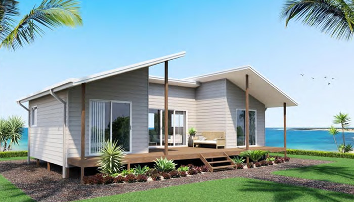 Steel kit frame homes perth western australia call us for Transportables haus